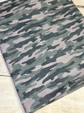 Load image into Gallery viewer, Green Camo Cotton Lycra