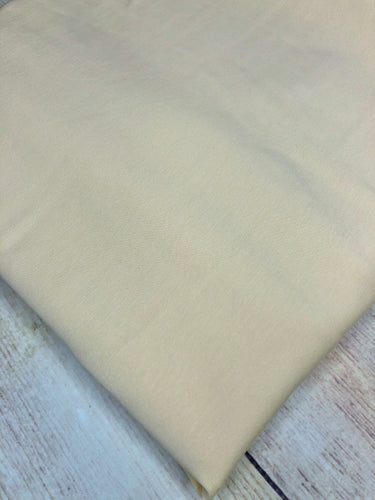 Cream Cotton Spandex Jersey 12oz