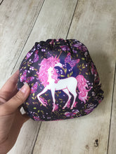 Load image into Gallery viewer, Enchanted Unicorns Polyester Interlock