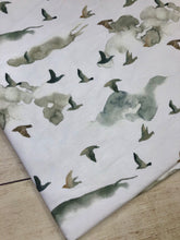 Load image into Gallery viewer, Birds in Flight Cotton Spandex