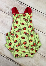 Load image into Gallery viewer, Little LadyBugs Cotton Lycra