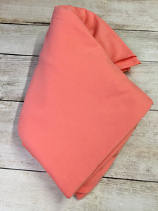 Coral Cotton Lycra Jersey 12oz
