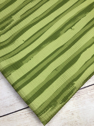 Green Watermelon Stripes Bullet