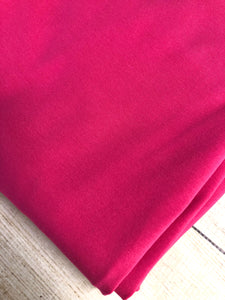Raspberry Sherbert Cotton Lycra Jersey 12oz