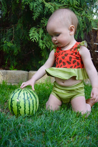 Watermelon Seeds Cotton Lycra