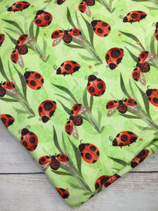 Little LadyBugs Cotton Lycra