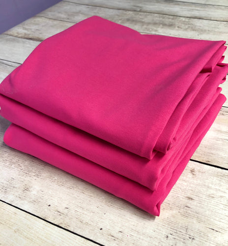 Raspberry Sherbert Cotton Spandex Jersey 12oz