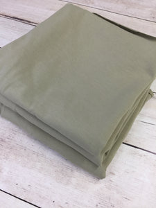 Sage Cotton Spandex Jersey 12oz