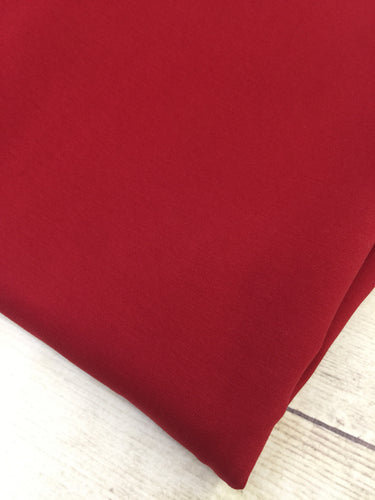 Cranberry Cotton Spandex Jersey 12oz