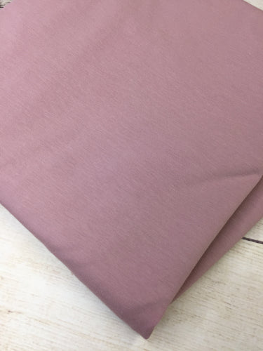 Rose Quartz Cotton Spandex Jersey 12oz