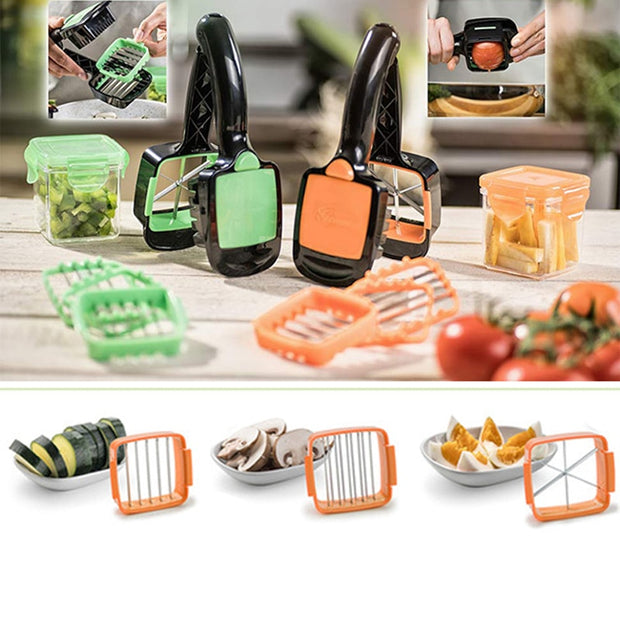 5-in-1 Vegetable and Fruit Cutter - 70% OFF - MY HANDY MARKET