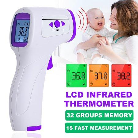 Non-Contact Infrared Digital Clinical Thermometer