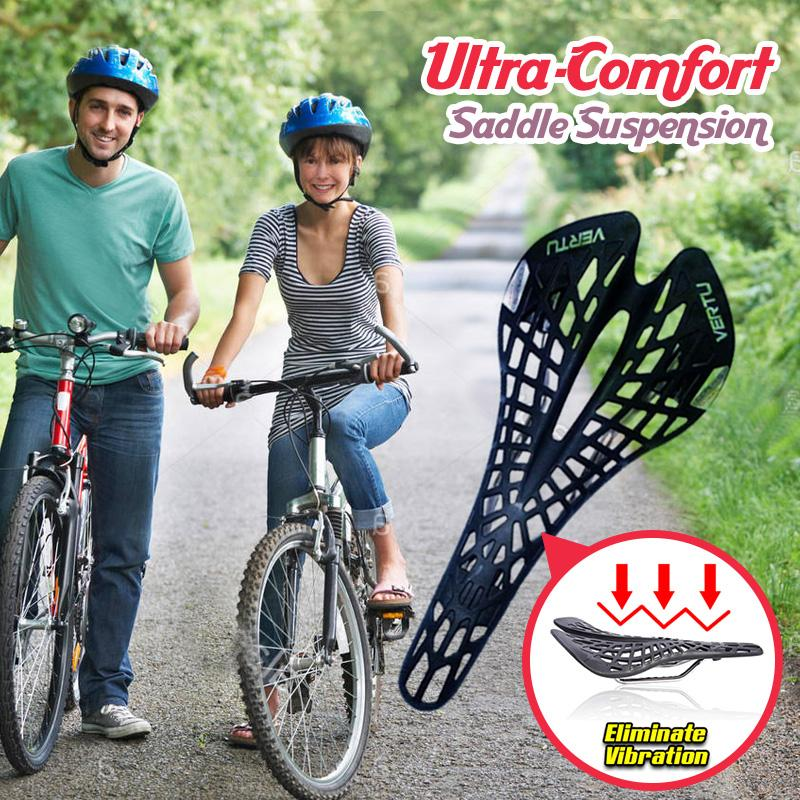 Ultra-Comfort Saddle Suspension