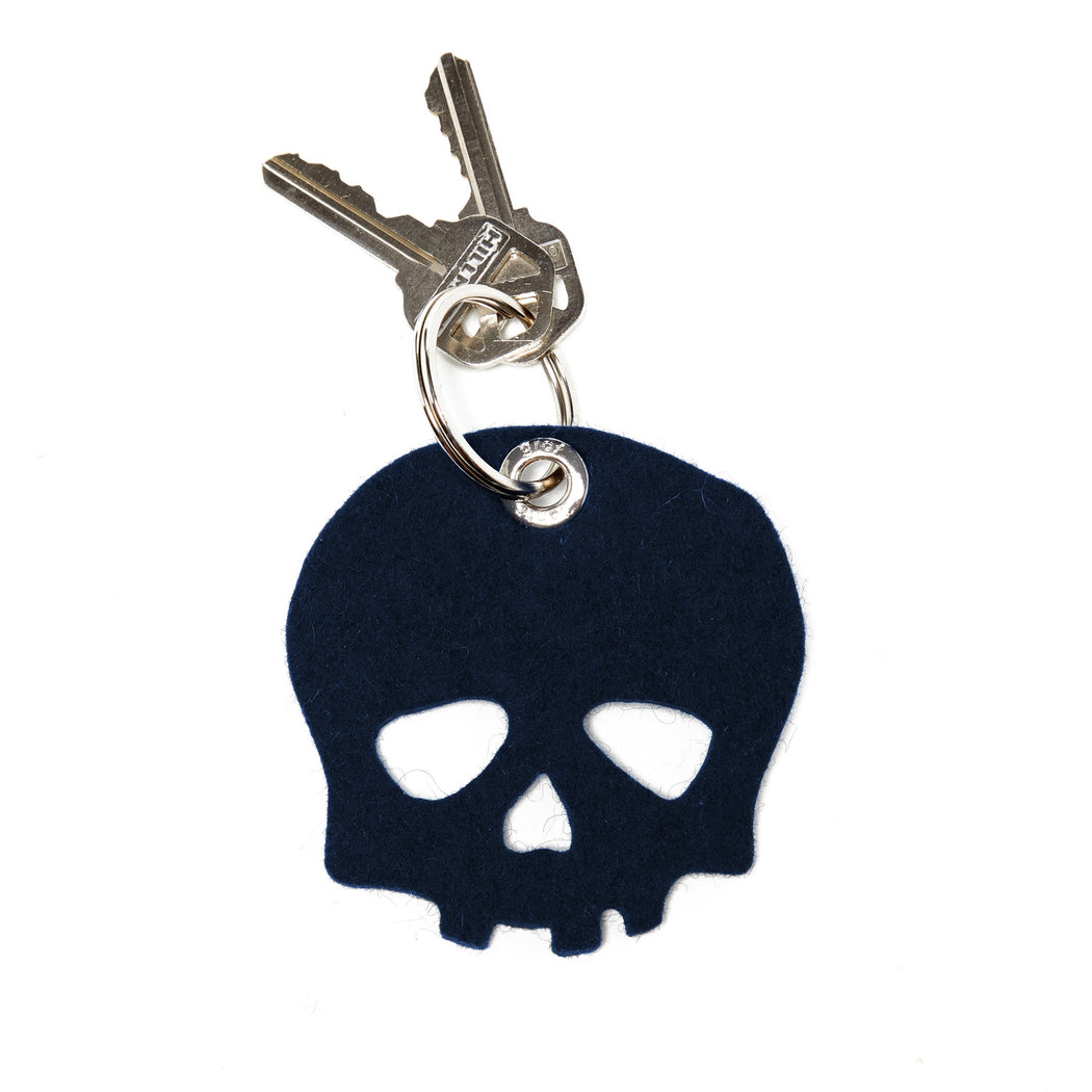 Key Fob Skull   Key and Bag Accessories - Graf Lantz