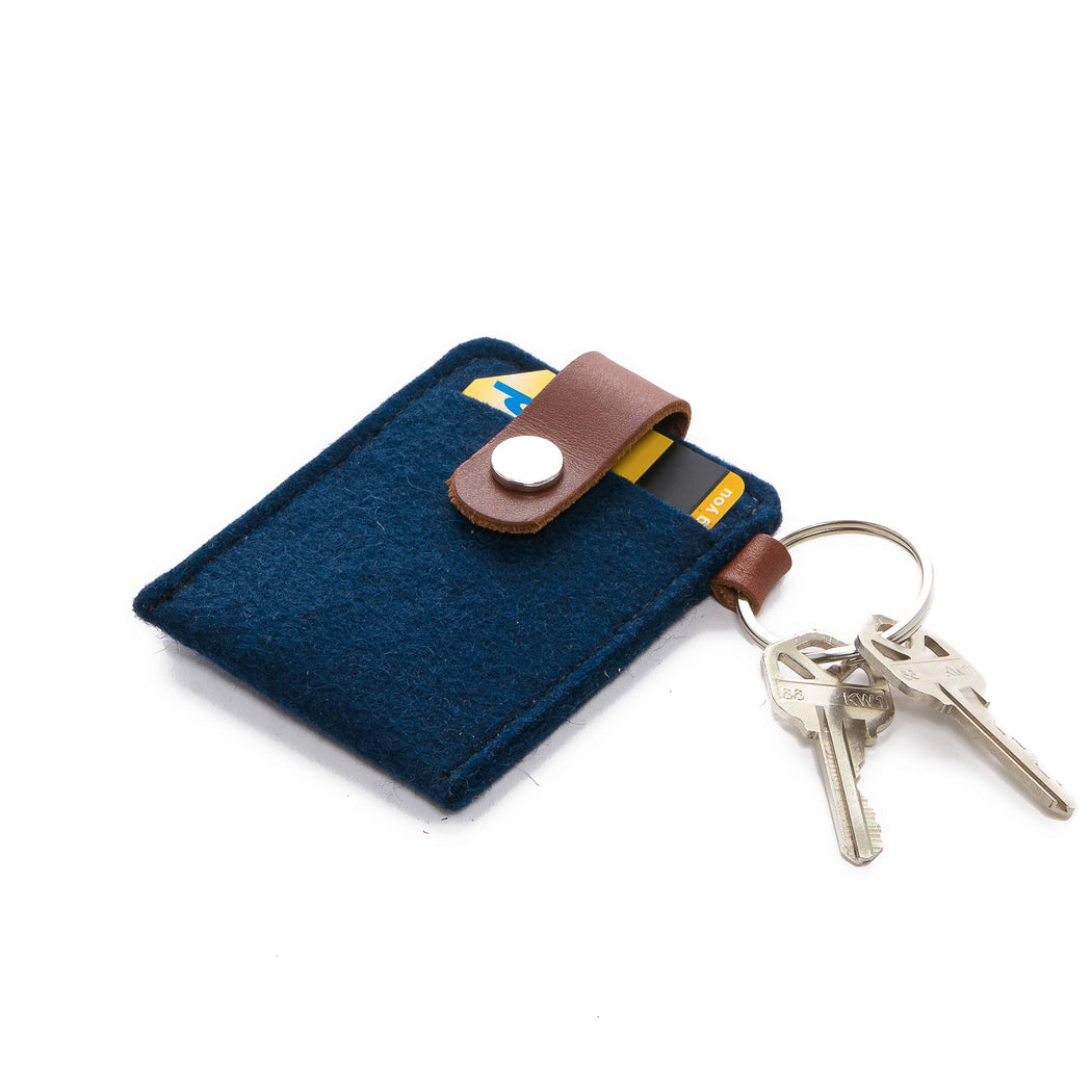 Key Card Case Felt   Wallets and Card Cases - Graf Lantz