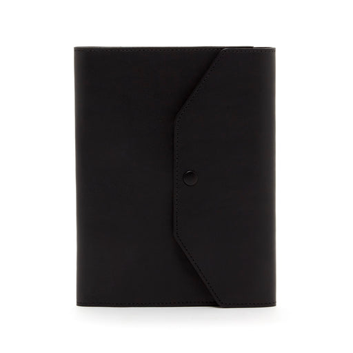 Noto Cover Black Leather 1