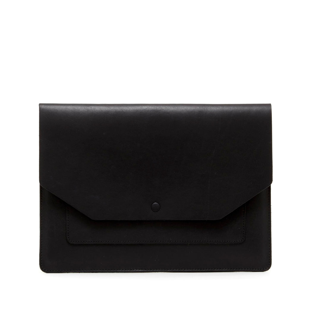 Yuso Folio Black Leather 1