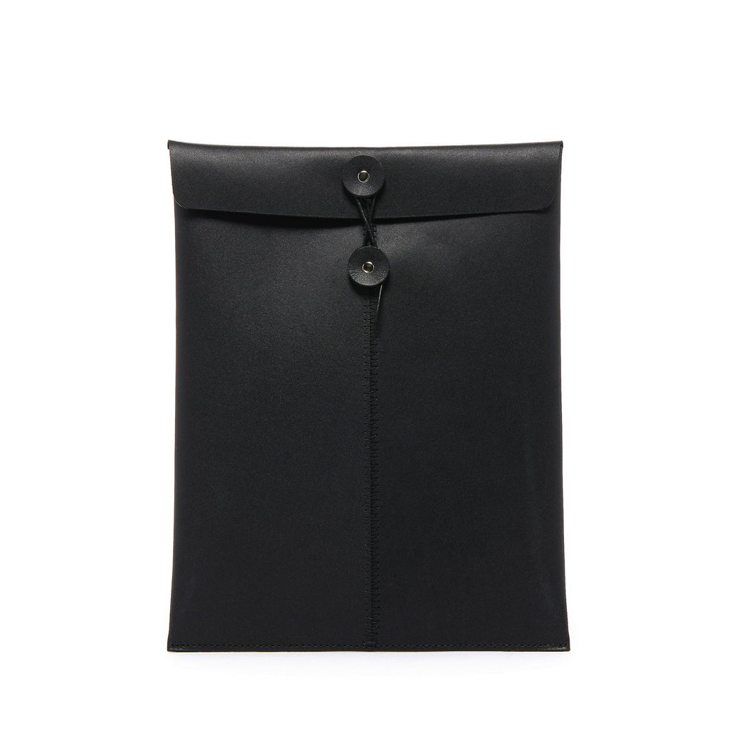 Memo Envelope Black 1