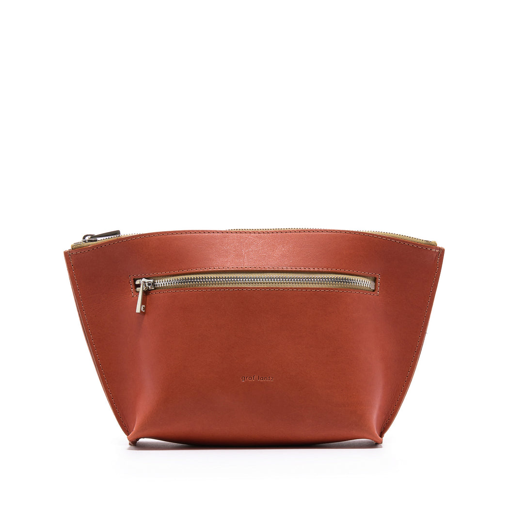 Hana Pouch Leather