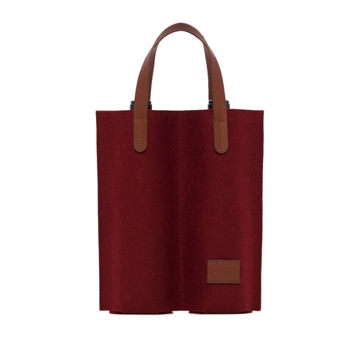 Cozy Carrier Duo Felt   Wine Carriers - Graf Lantz