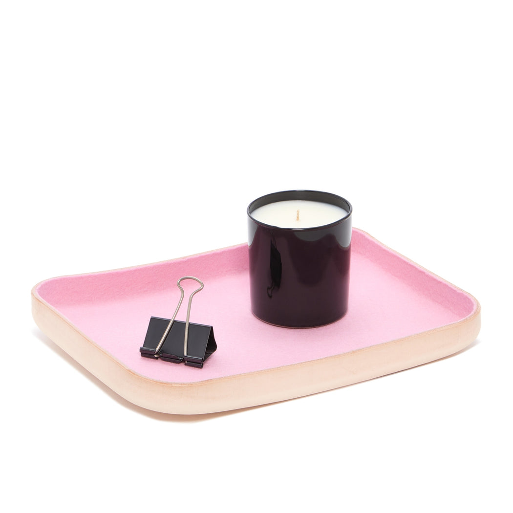 Kawabon Tray Large Rose Quartz 1
