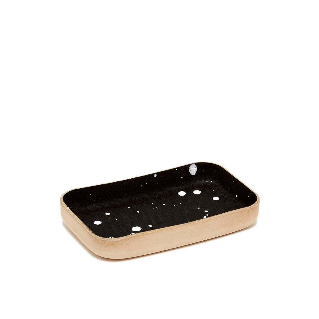 Kawabon Tray Small Splatter Black 1