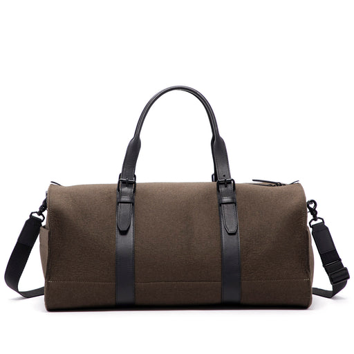 Benton Duffle Bag Felt   Travel - Graf Lantz