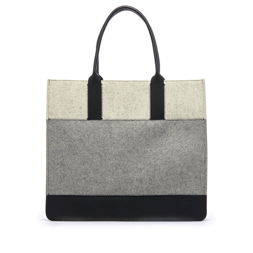 Jaunt Shopper Granite and Black 1
