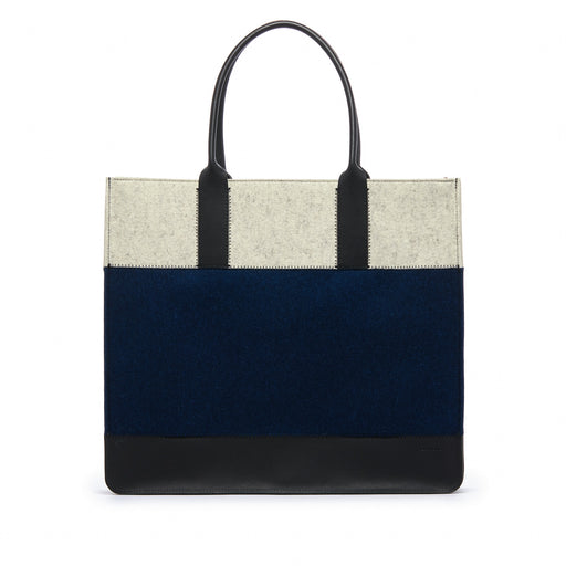 Jaunt Shopper Marine and Black 1