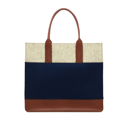 Jaunt Shopper Marine and Sienna 1