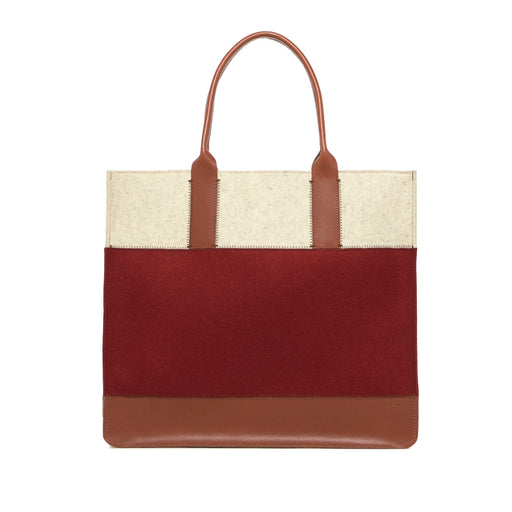 Jaunt Shopper Rosewood and Sienna 1