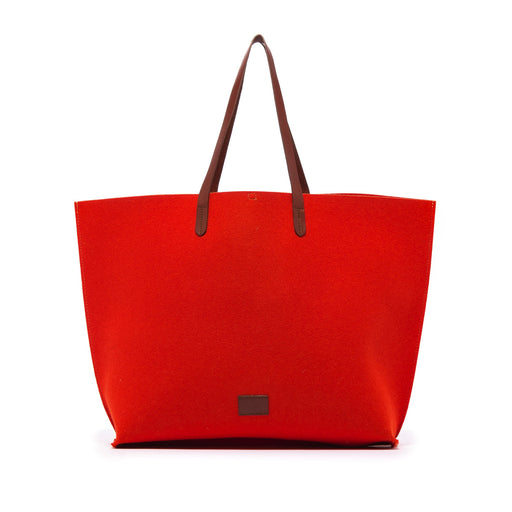 Hana Boat Bag Orange 1