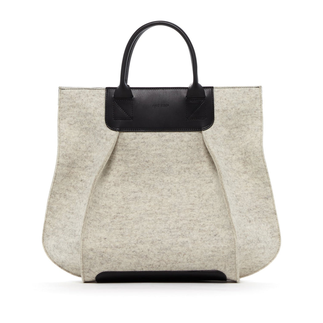 Frankie Tote Heather White 1