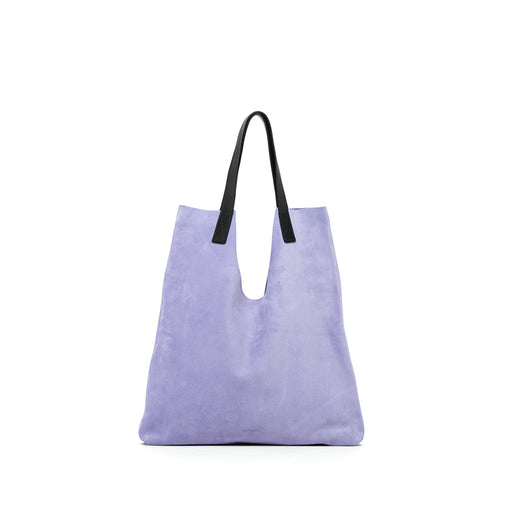 Suede Tank Top Tote