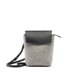 Graf Lantz + Eileen Fisher North South Mini Crossbody