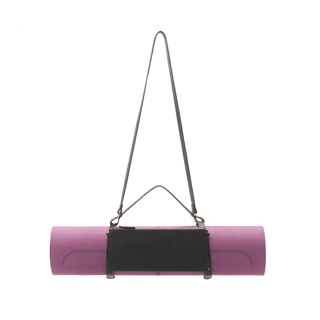 Graf Lantz x Goop Yoga Mat Carrier Black 1