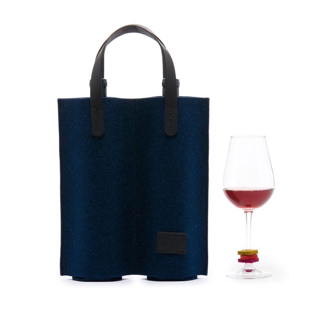 Wine Lover's Set - Double Carrier Marine 1