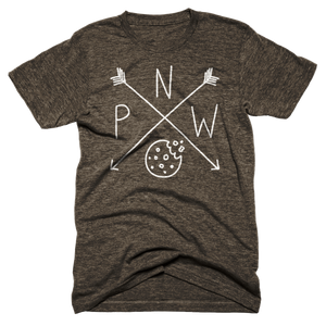 Northwest Cookie Tee - Pacific Northwest Cookie Company