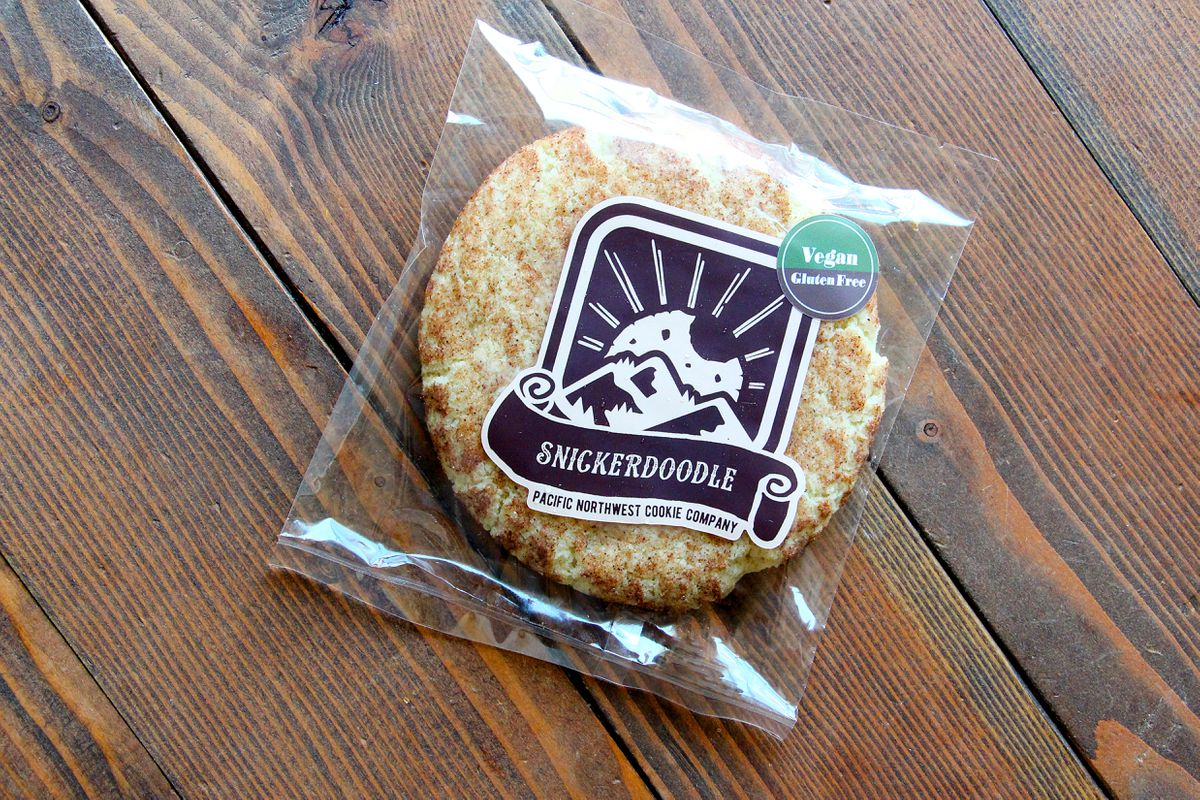 Snickerdoodle Cookie Box - Pacific Northwest Cookie Company