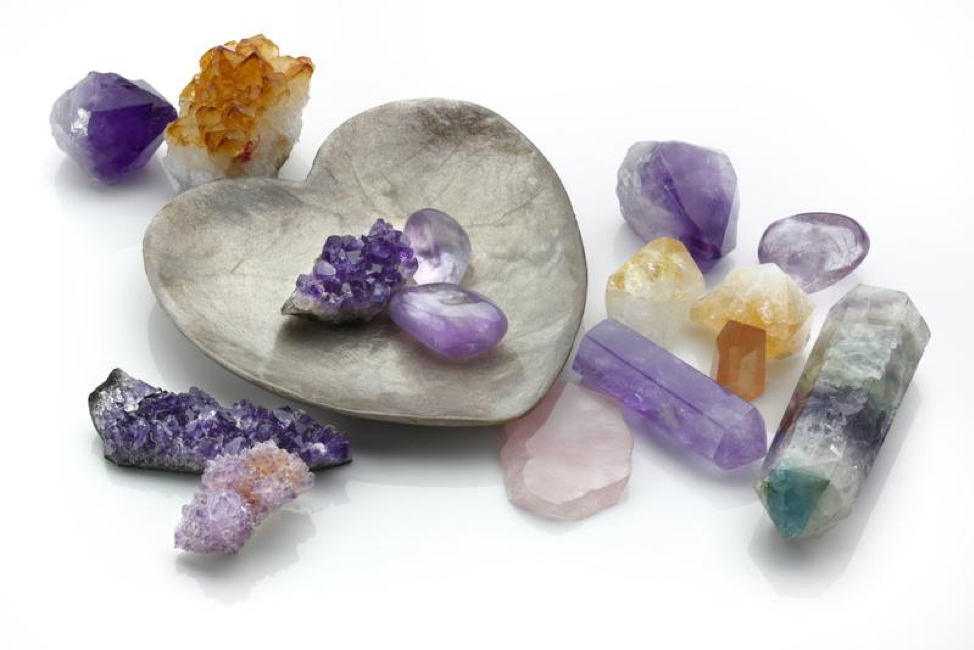 Healing Crystals That Can Improve Your Focus, Mental Clarity and Productivity