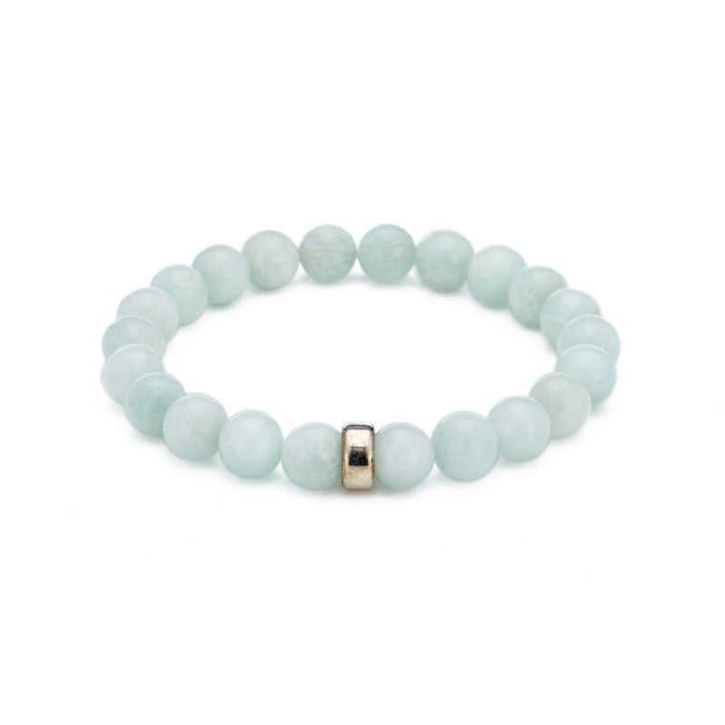 Amazonite Gemstone Cleansing Bracelet