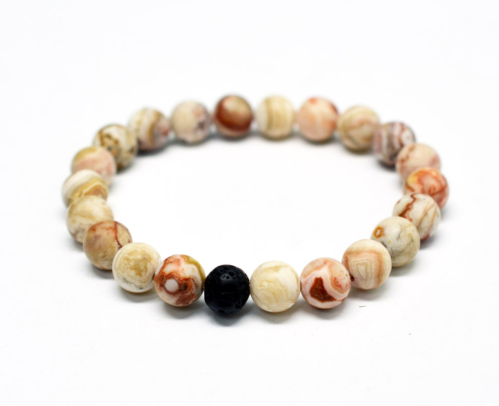 Balance Intention Gemstone Bracelet