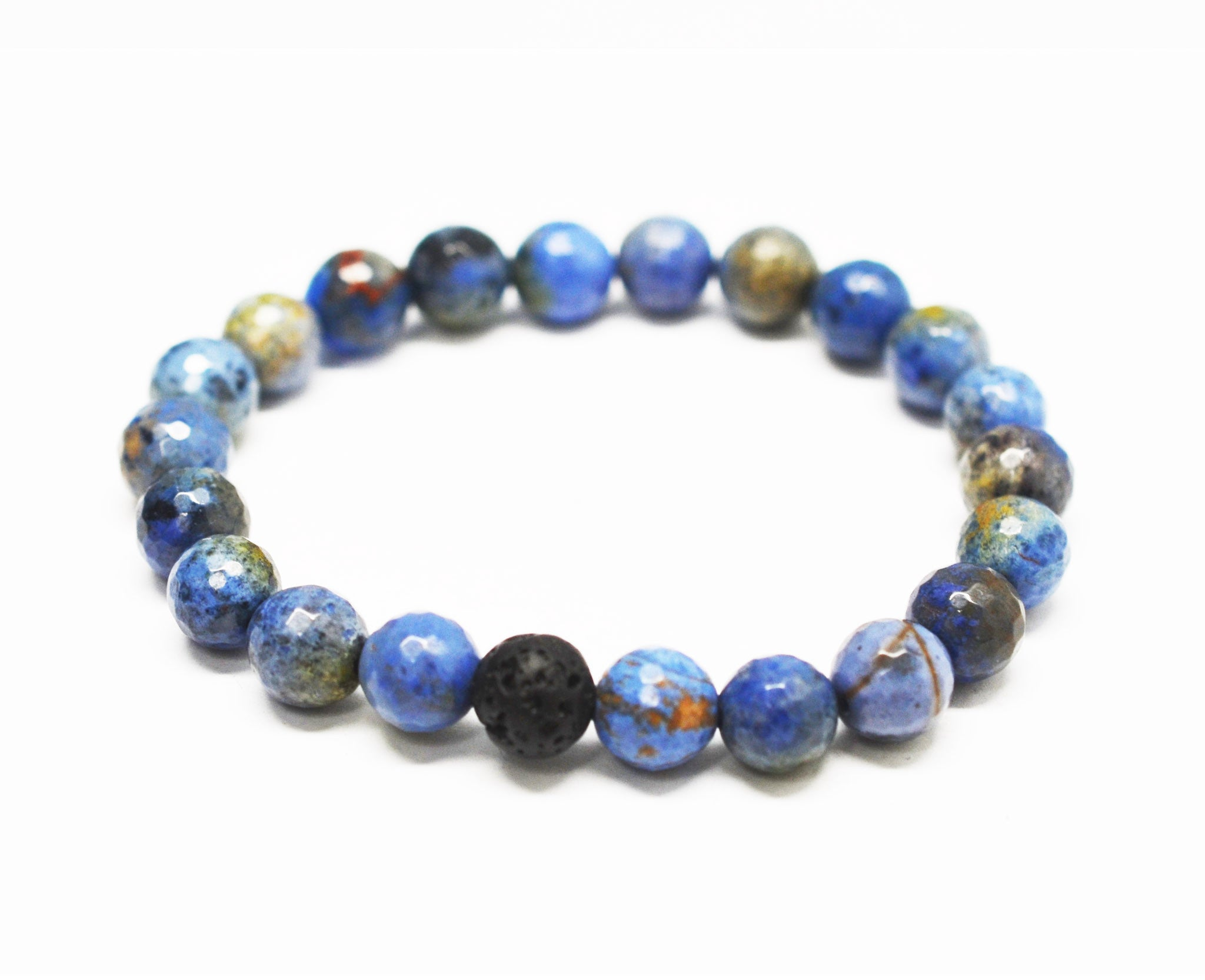 Faith Intention Gemstone Bracelet