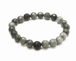 Mens Grounding Intention Gemstone Bracelet