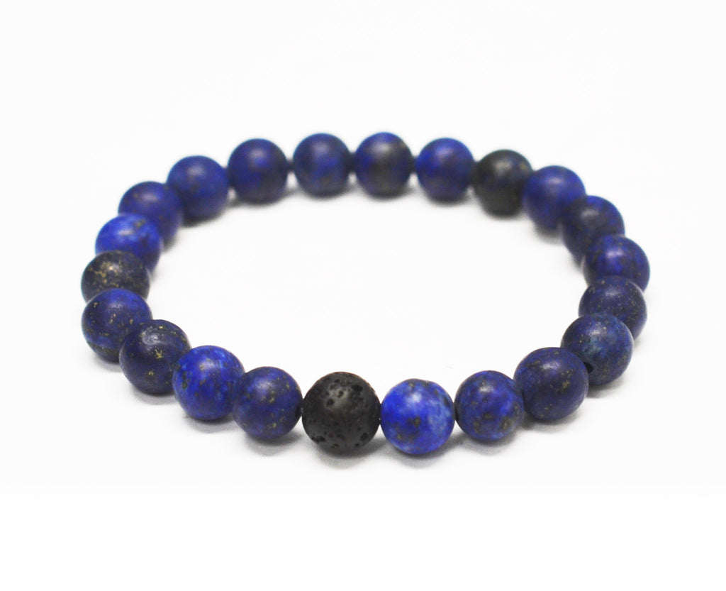 Wisdom Intention Gemstone Bracelet