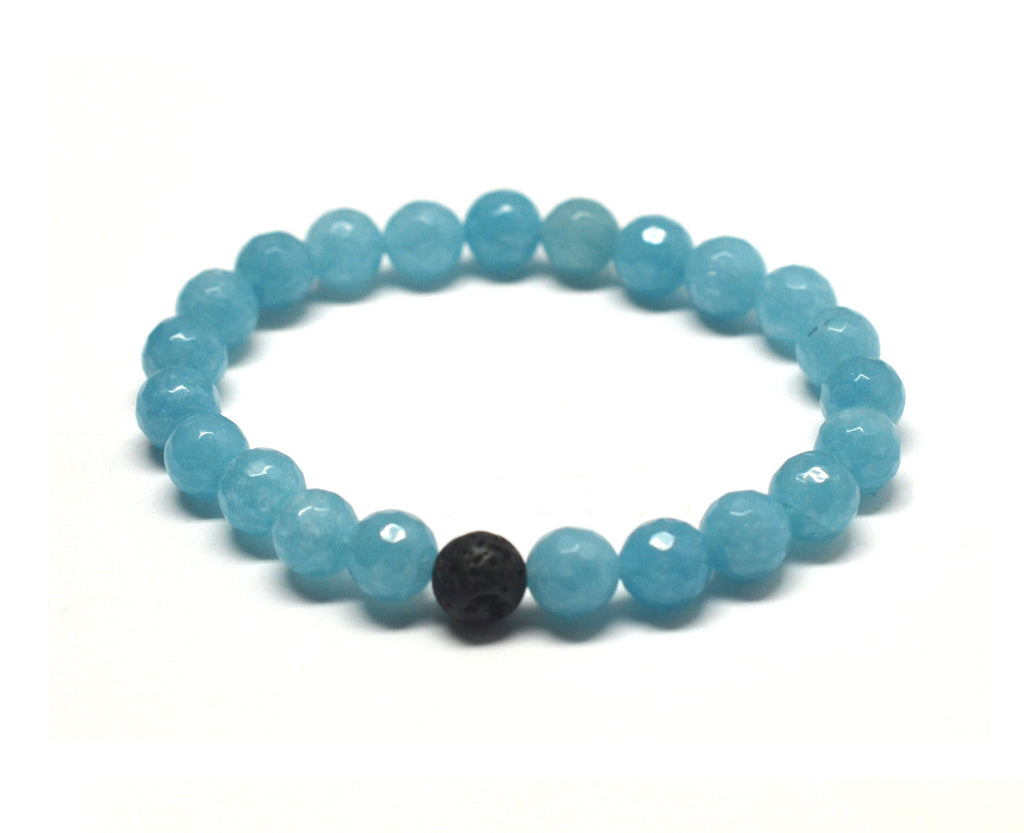 Peace Intention Gemstone Bracelet