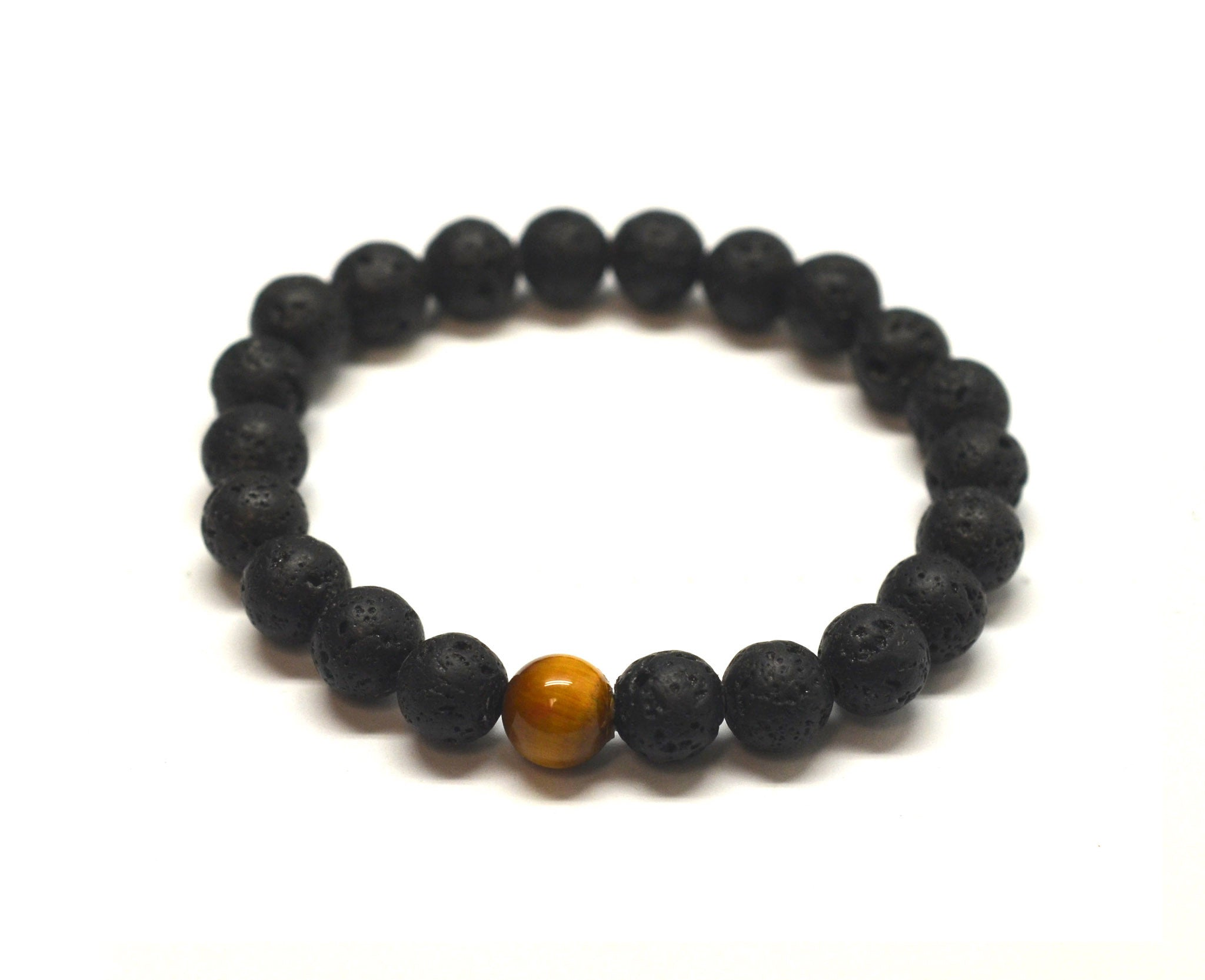 Mens Protection Intention Bracelet