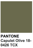 BAMBOO Stretch Jersey Fabric Olive - Kinderel Bamboo Fabrics