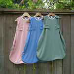 Bamboo Sleep Sack Colors - Kinderel Bamboo Fabrics