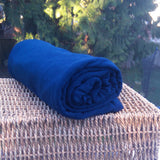 BAMBOO Stretch Jersey Fabric Navy 10+ Yards Rolls Wholesale - Kinderel Bamboo Fabrics